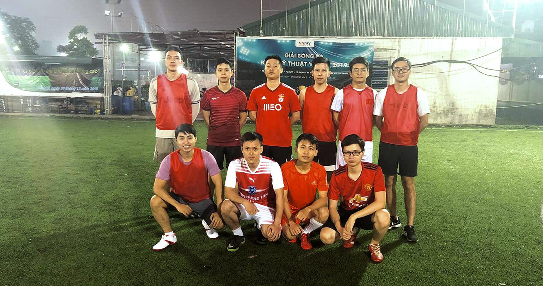 Insights Soccer Team