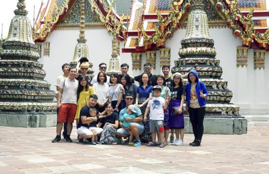 Trip to Wat Arun