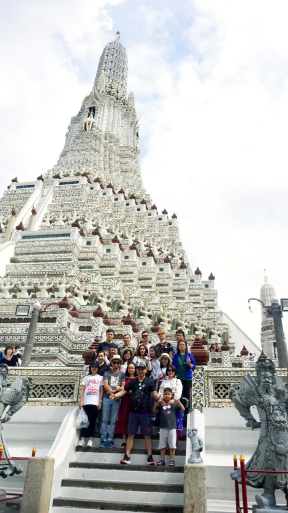 Memories at Wat Arun